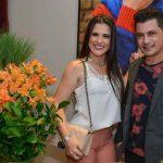 Ana Paula e Fábio Dick - Foto: Carlos Alves