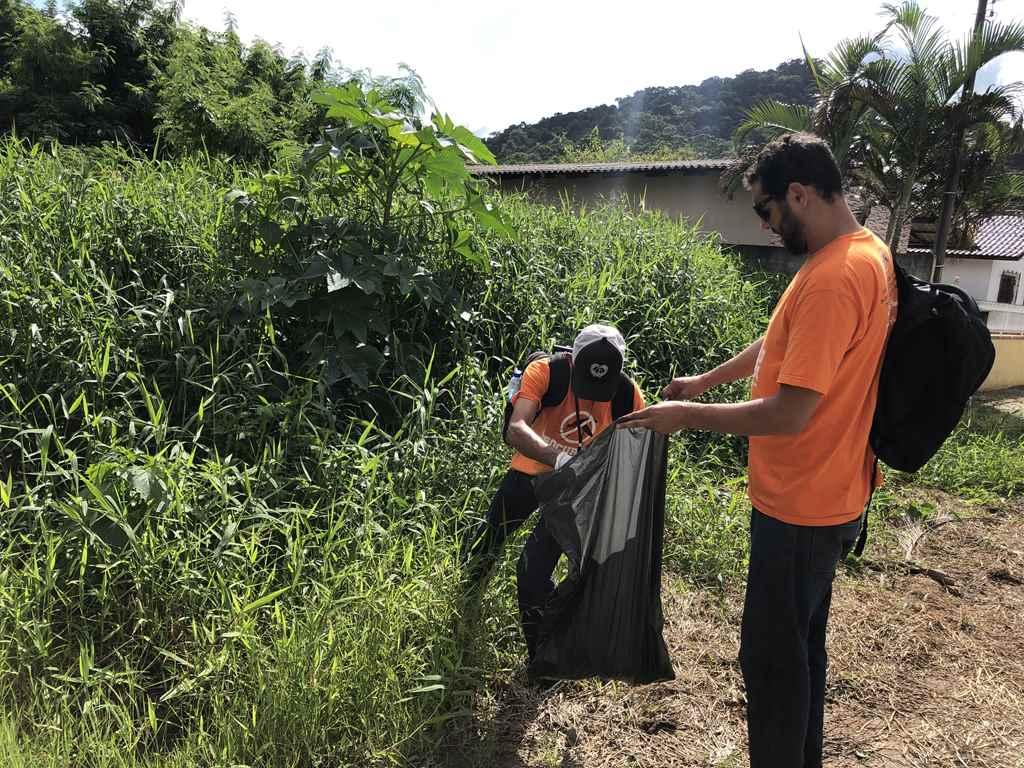 Bairro Morretes recebe força-tarefa contra a Dengue
