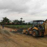 Bairro Sertão do Trombudo segue com as obras de drenagem pluvial