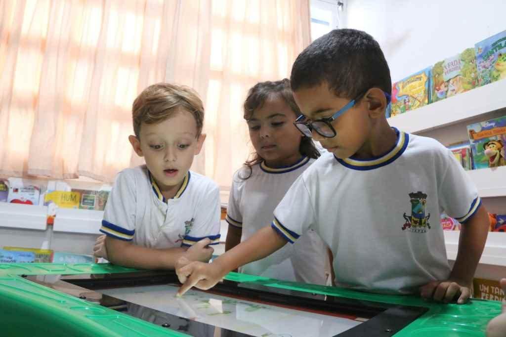 Educação convoca novos contemplados no Fila Única para turmas do Berçário e Maternal
