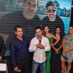 Evento contou com discurso e elogios do cantor Zezé di Camargo - Foto: Carlos Alves