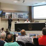 Iniciam as oficinas para adequação e atualização do Plano Integrado da Orla