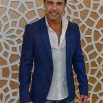 O cantor e ilustre morador do Abu Dhabi Residence, Zezé di Camargo - Foto: Carlos Alves