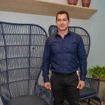 O empresário e anfitrião Odail Santana - Foto: Carlos Alves