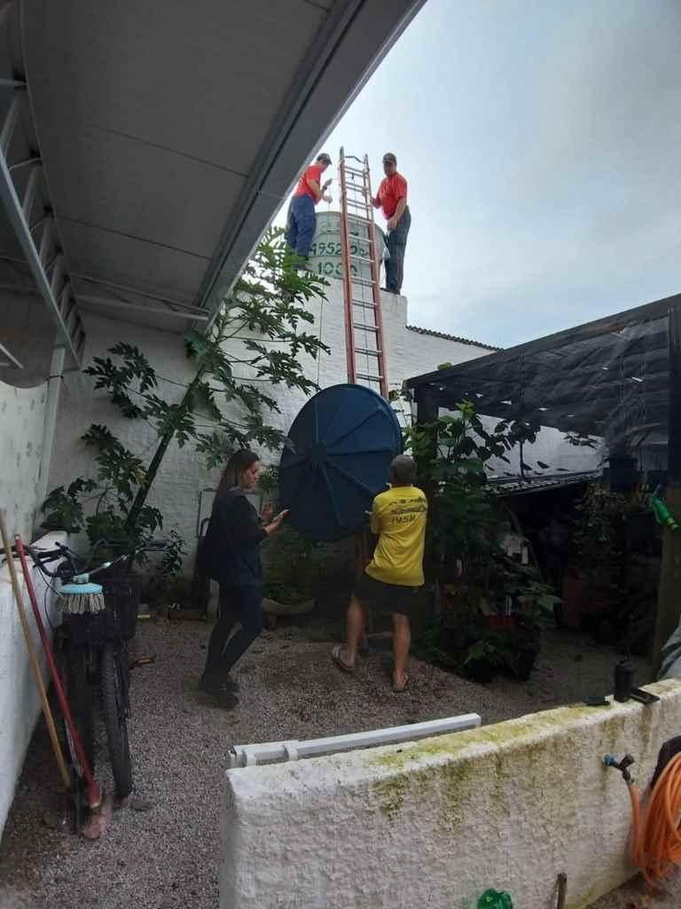 PORTO BELO - Corpo de Bombeiros auxilia no combate à dengue em Porto Belo