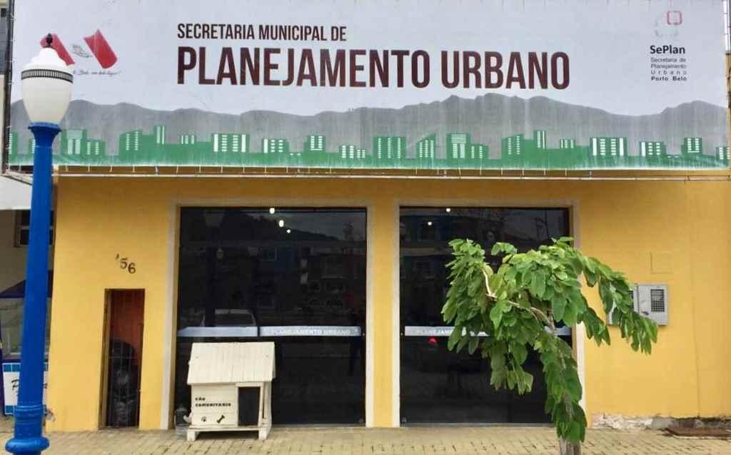 PORTO BELO - Planejamento de Porto Belo se adequará ao novo sistema e manterá expediente interno