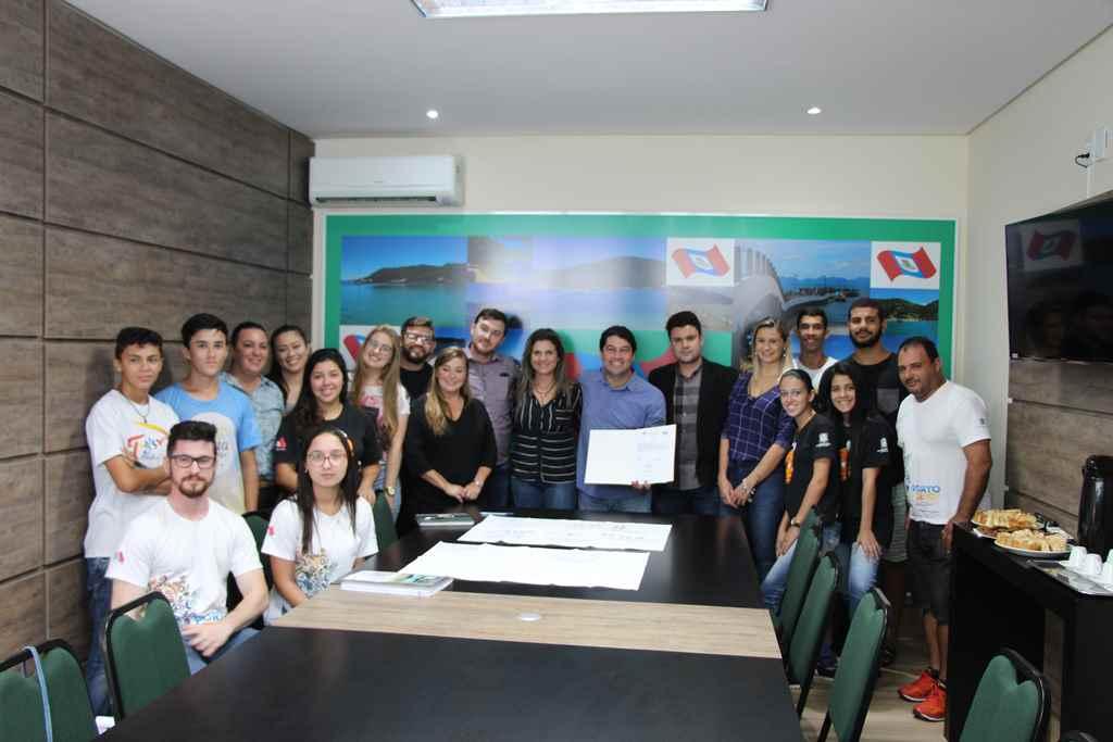 PORTO BELO - Porto Belo fará ampliação do Centro de Atendimento ao Turista