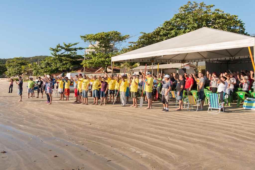PORTO BELO - Porto Belo realiza missa para Pesca da Tainha