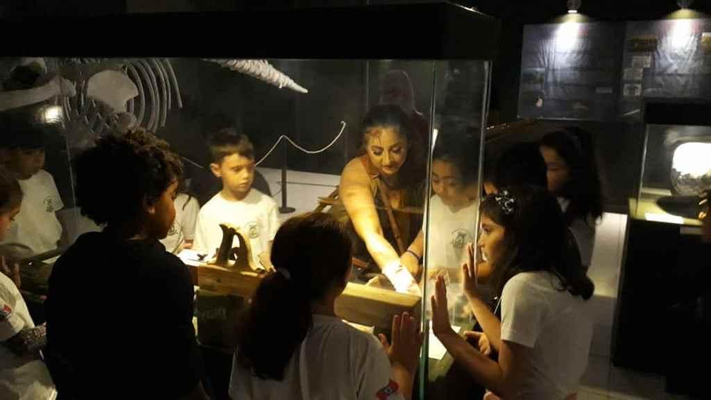 PORTO BELO - Semana do Museu reconta a história aos alunos de Porto Belo