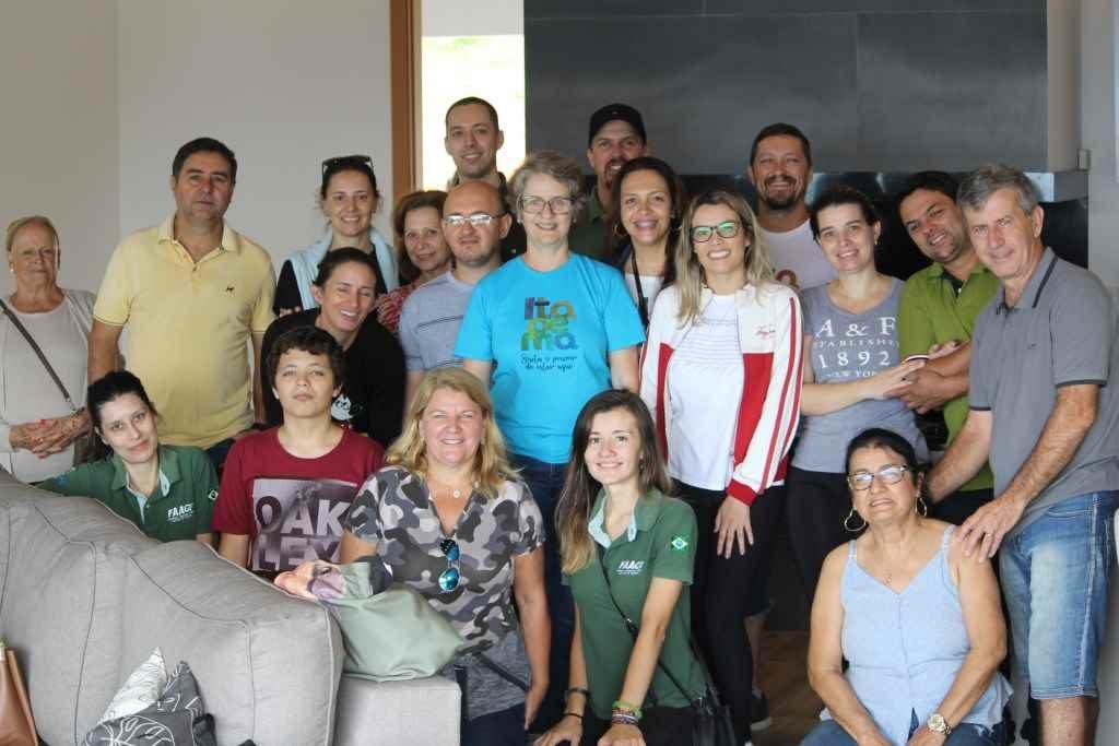 Projeto Acolhida na Colônia segue em Itapema