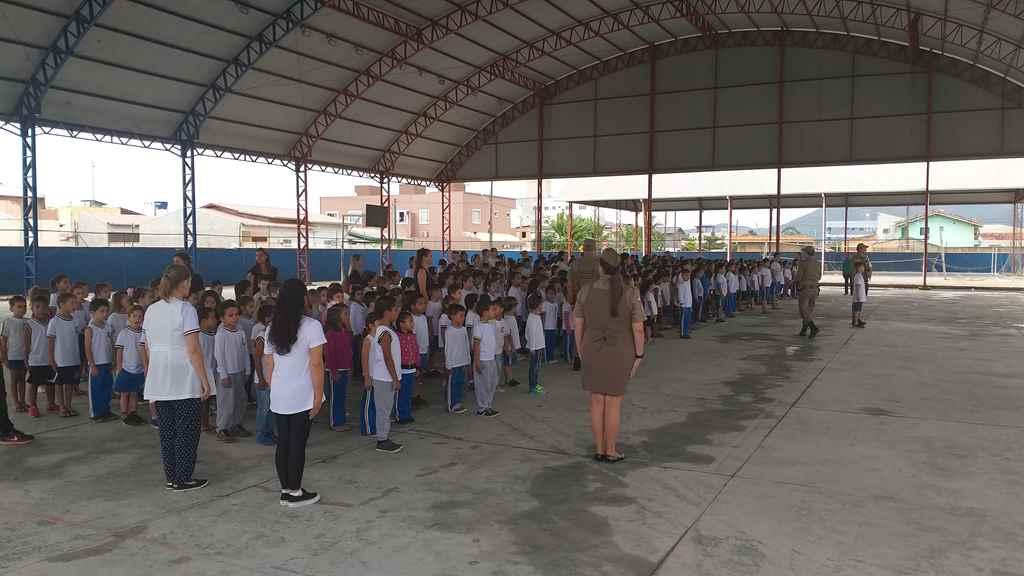 """Projeto """"Sou Estudante, Sou Cidadão"""" terá cerimônia de apresentação em Itapema"""