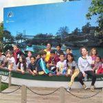 Usuários do CRAS visitam Parque Ecológico do Córrego Grande e a sede do Projeto Tamar em Florianópolis