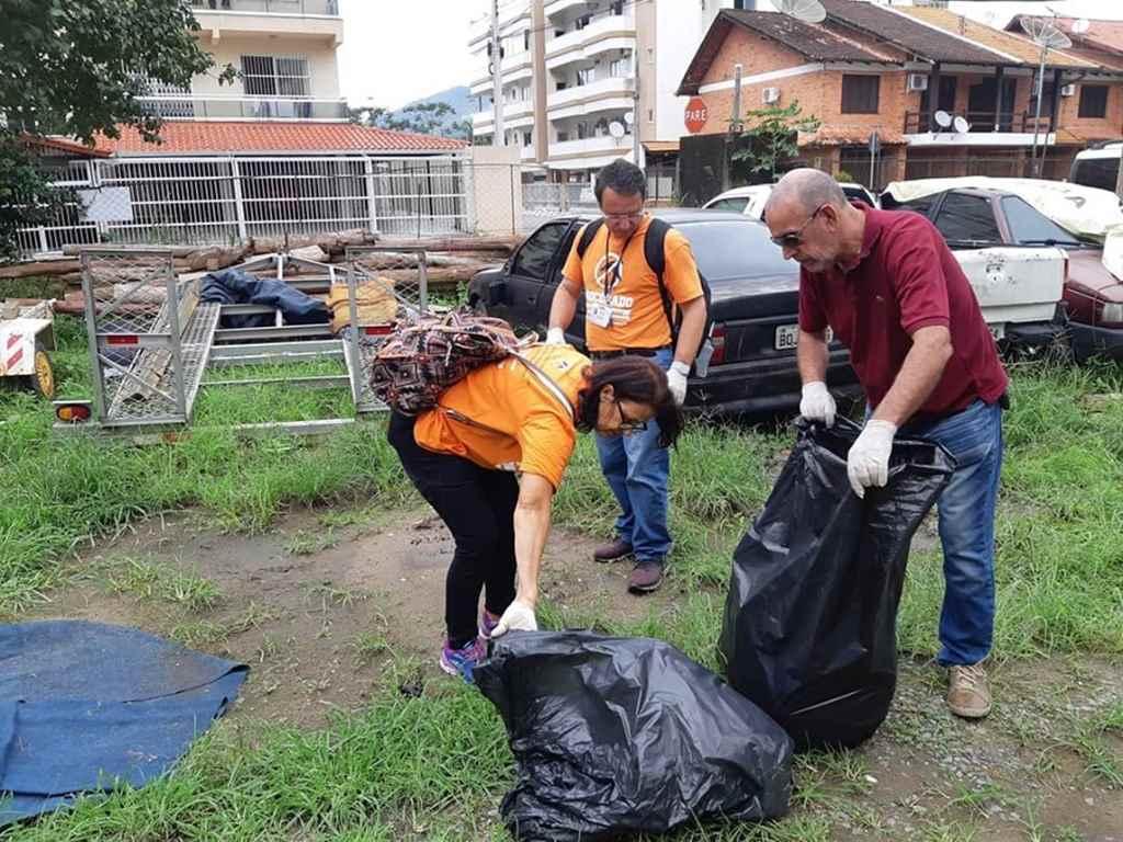 Bairro Morretes receberá mutirão contra a Dengue no sábado (15/06)