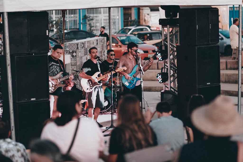 BOMBINHAS - Projeto Som&Sol desembarca em Bombinhas no sábado com a bagagem cheia de arte - Foto: Isadora Manerich