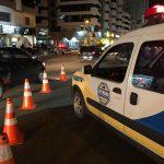 Novos agentes de trânsito participam de Operação Duas Rodas