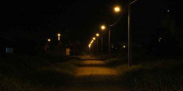 PORTO BELO - Porto Belo tem mais um loteamento com iluminação pública
