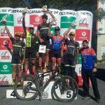 Equipe Conquista 9 Pódios na 8ª Volta do Pinheiral