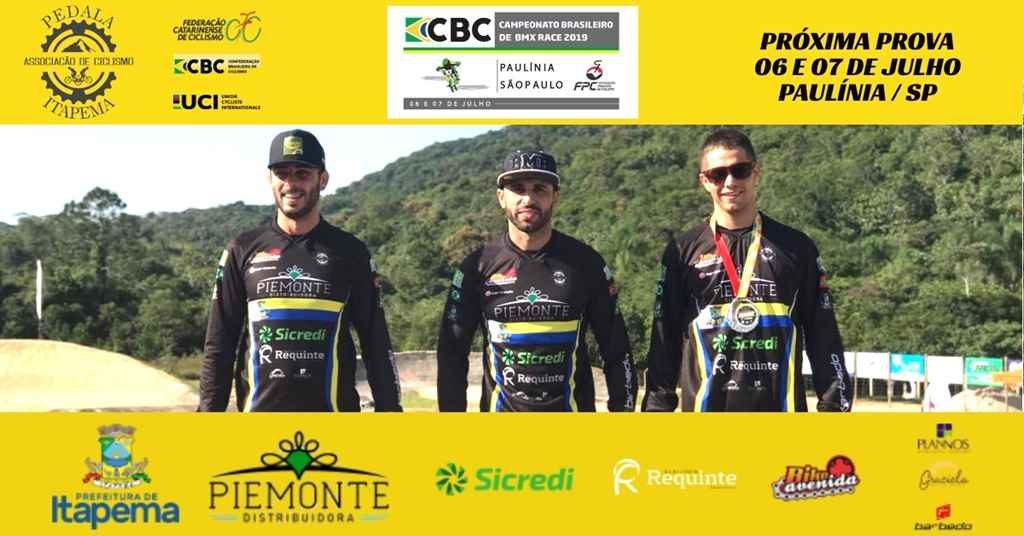 INÉDITO – Itapema vai Disputar o Brasileiro de BMX Race