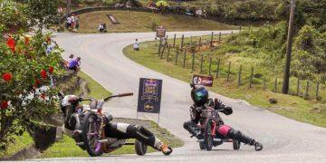 BOMBINHAS - Competição de Drift Trike volta ao Morro do Mariscal