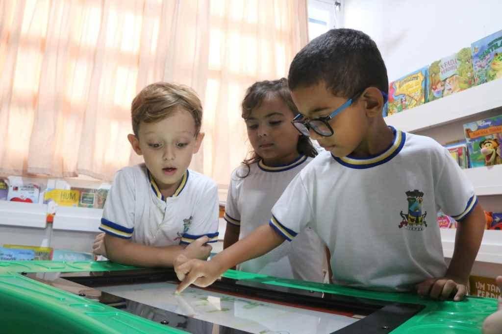 Educação convoca mais crianças inscritas no Fila Única