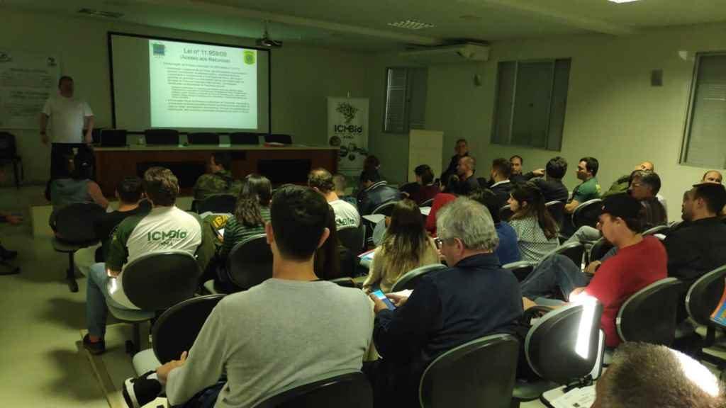 Equipe da FAACI participa de formação sobre a redução da pesca irregular