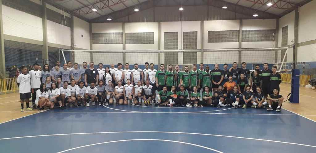 Itapema inicia Campeonato Municipal de Vôlei Misto