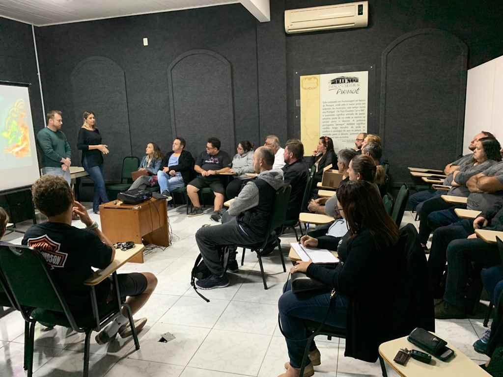 PORTO BELO - Empresários de Porto Belo se reúnem para conhecer novo Roteiro Gastronômico