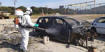 PORTO BELO - Porto Belo dá continuidade às ações contra a dengue