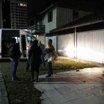 PORTO BELO - Porto Belo entrega roupas e cobertores à pessoas em situação de rua
