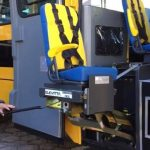 Prefeita Nilza Simas entrega novo ônibus para a Secretaria de Educação