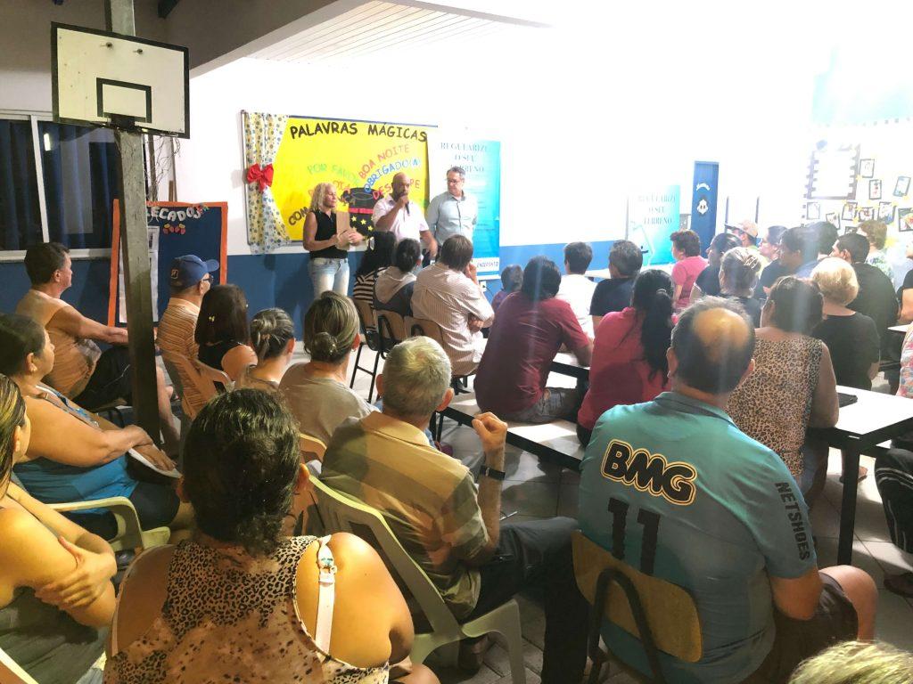 Programa de Regularização Fundiária inicia na próxima quarta-feira (10/07) no Bairro Morretes