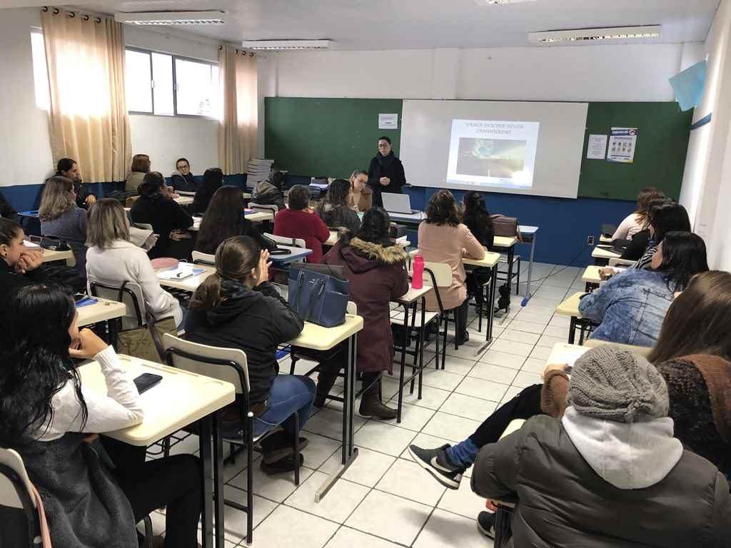 Secretaria de Saúde inicia formação com os novos agentes comunitários