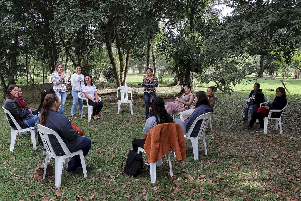 BOMBINHAS - Semana de Aleitamento Materno foi comemorada em encontro - Foto: Manuel Caetano
