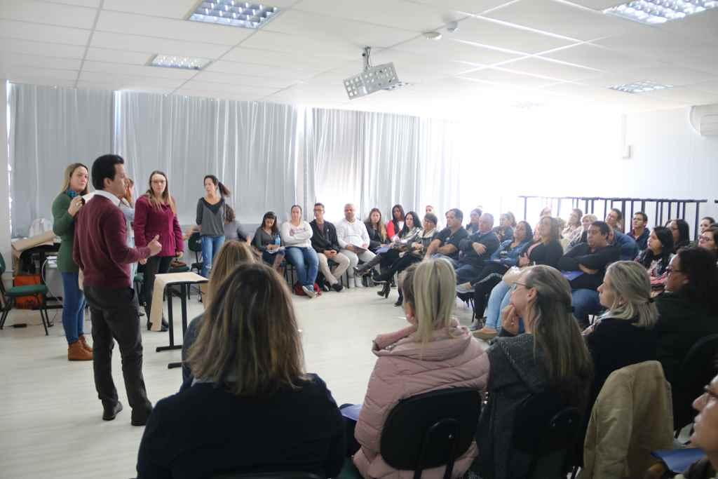 Iniciam workshops do projeto Planifica SUS em Itapema