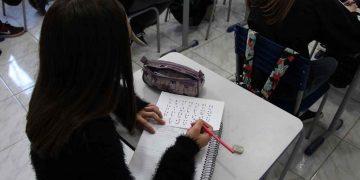 PORTO BELO - Alunos tem experiência com alfabeto braille na Semana da Inclusão