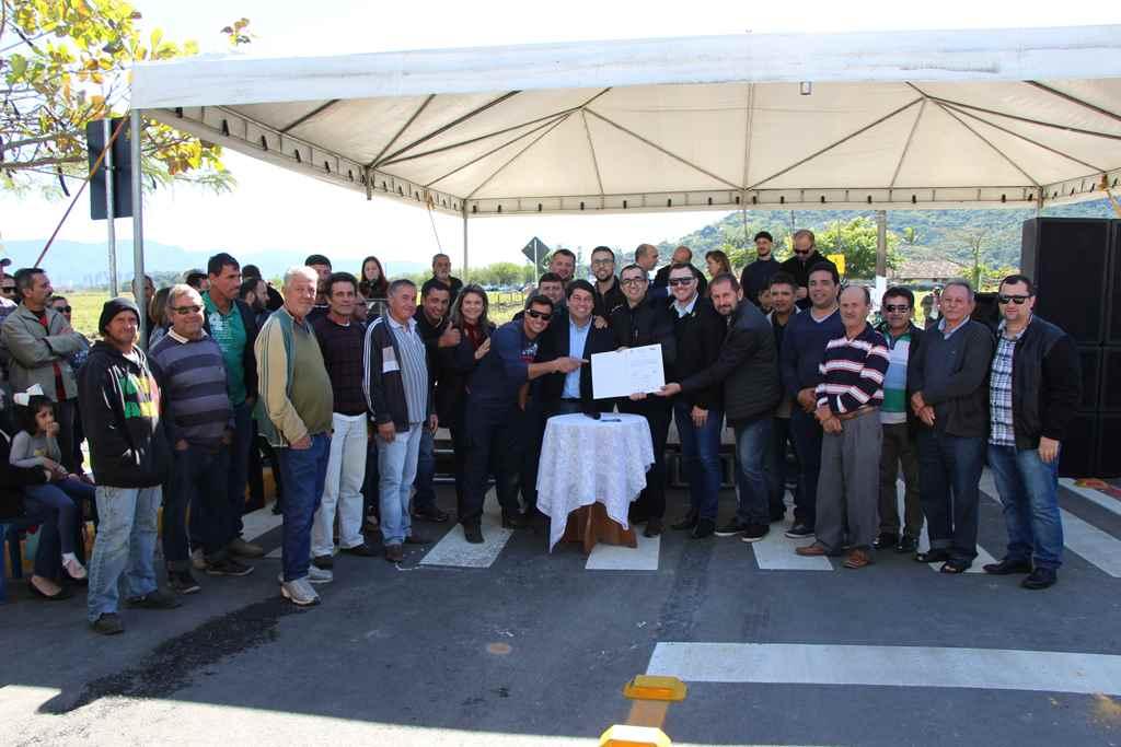 PORTO BELO - Assinada Ordem de Serviço para dragagem do Rio Santa Luzia