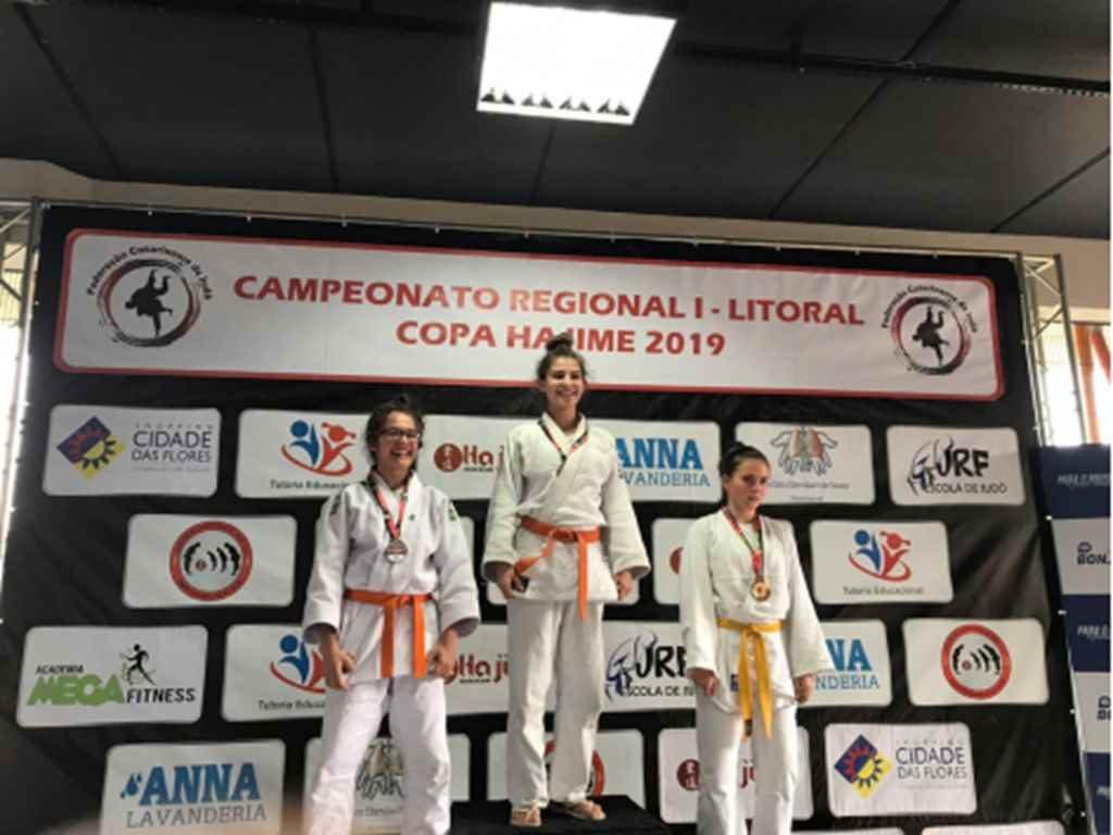 Atleta de Itapema vence Campeonato Regional de Judô