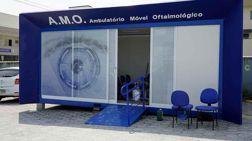 BOMBINHAS - Fila de consultas oftalmológicas será zerada em Bombinhas - Foto: Manuel Caetano