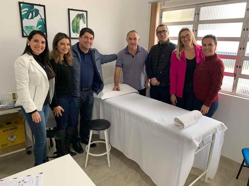 PORTO BELO – Porto Belo inicia tratamento com acupuntura na saúde pública