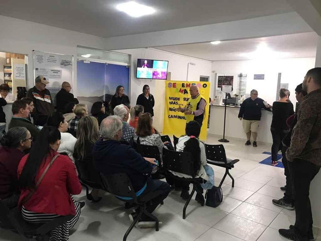 UBS vão realizar atividades especiais da campanha setembro amarelo