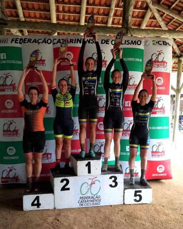 Itapema Ciclismo Conquista Pódios no Pré JASC de XCO e XCM