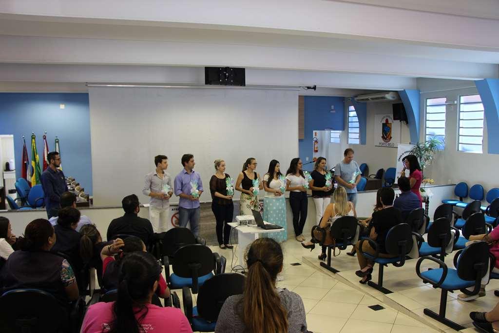 PORTO BELO - Dentistas participam de capacitação em Porto Belo