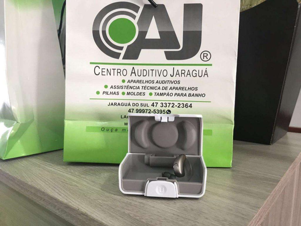 PORTO BELO – Pacientes recebem aparelhos auditivos em Porto Belo