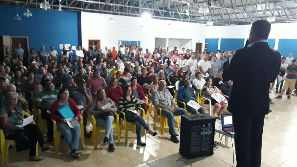 Moradores do Bairro Ilhota podem participar do Programa de Regularização Fundiária