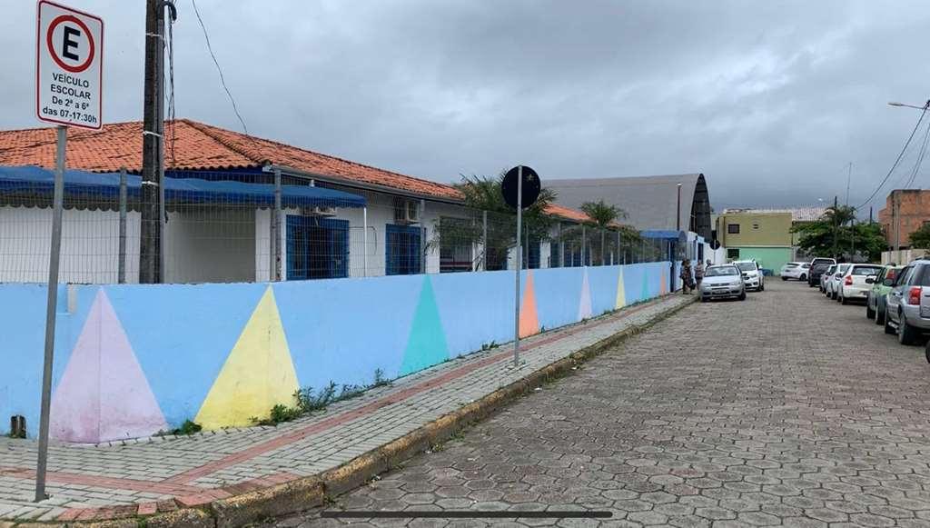 NOTA OFICIAL - Ocorrido na Escola Básica Municipal Olinda Peixoto