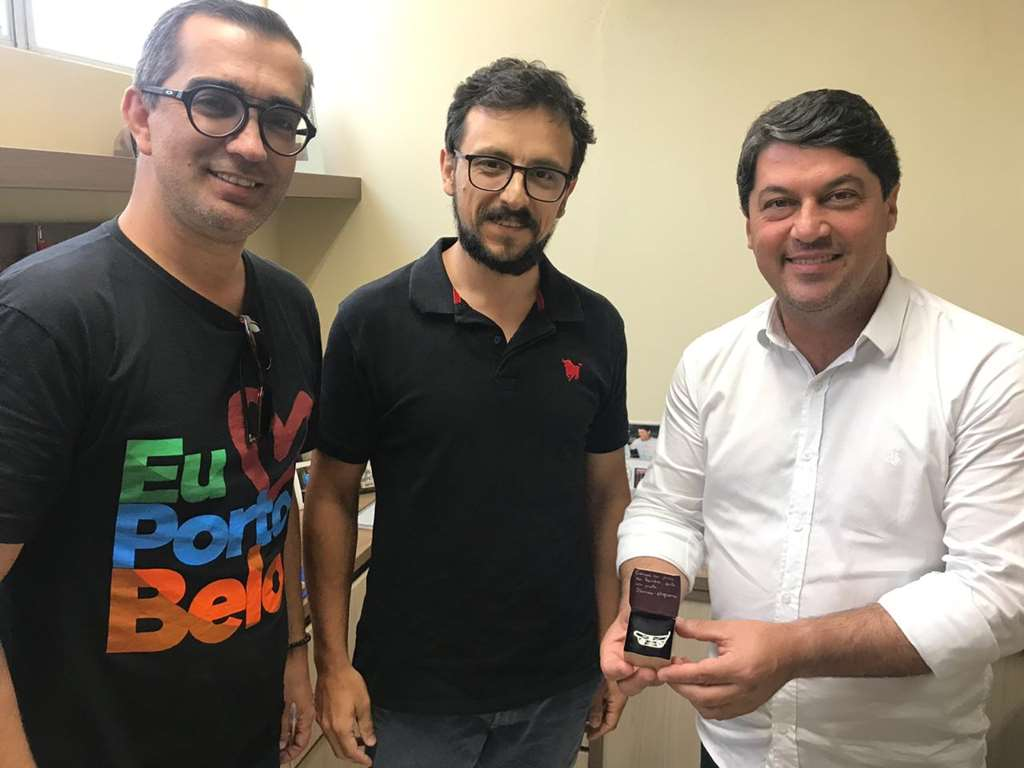 PORTO BELO - Artesão de Porto Belo homenageará Ministro da Cidadania no próximo sábado