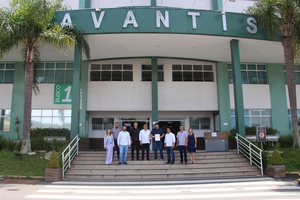PORTO BELO - Porto Belo ganha Centro Universitário