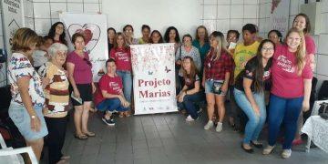 PORTO BELO - Projeto Marias encerra atividades de 2019 em Porto Belo