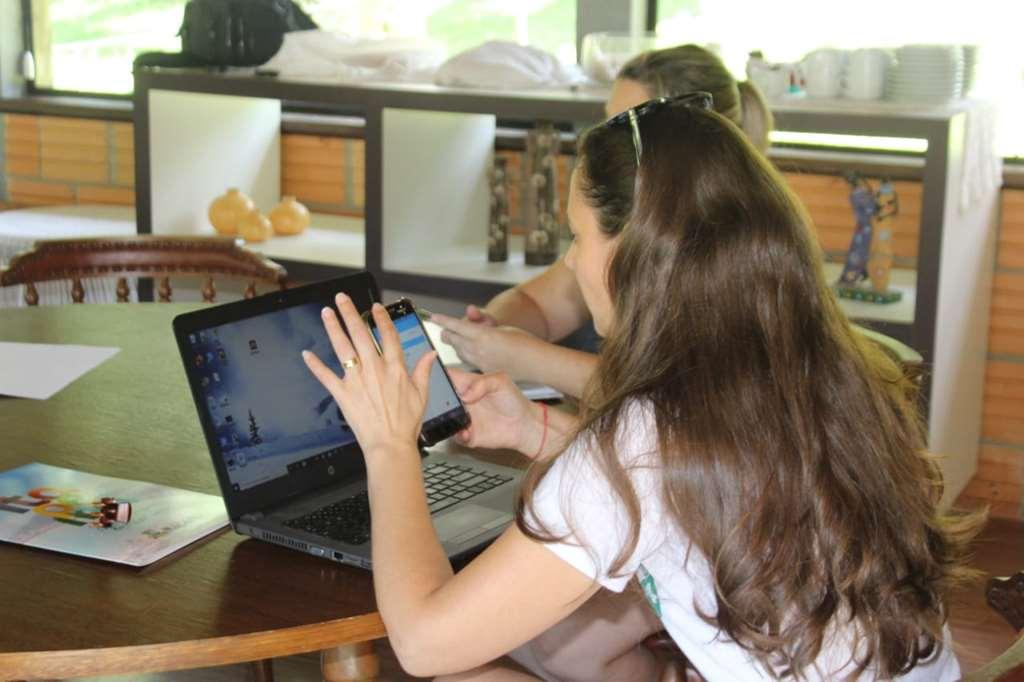 Ecoturismo Itapema realiza oficina sobre mídias sociais