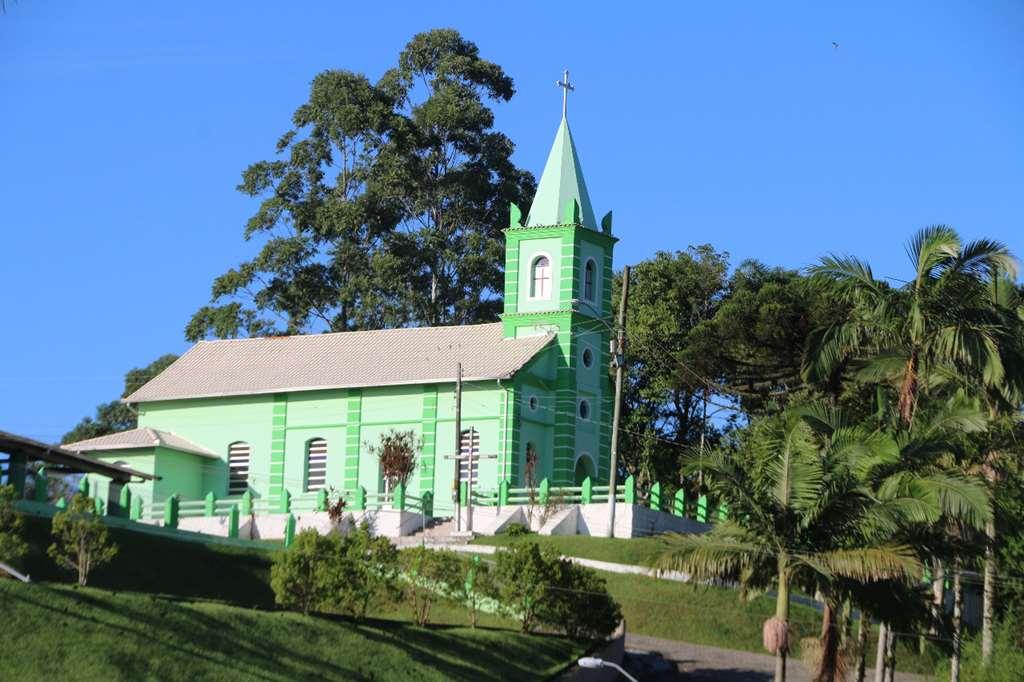 Itapema além das praias: Capela São João Batista